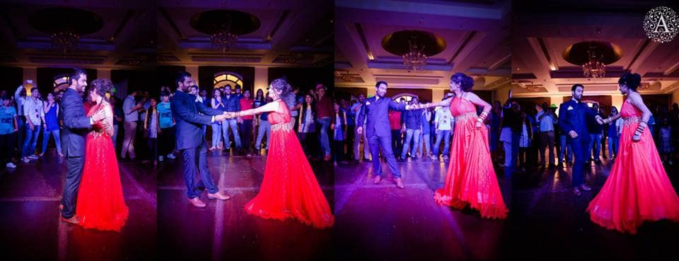 wedding couple dance:amour affairs