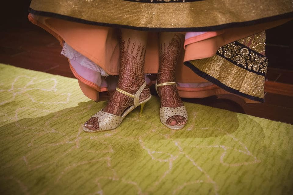 wedding footwear:amour affairs