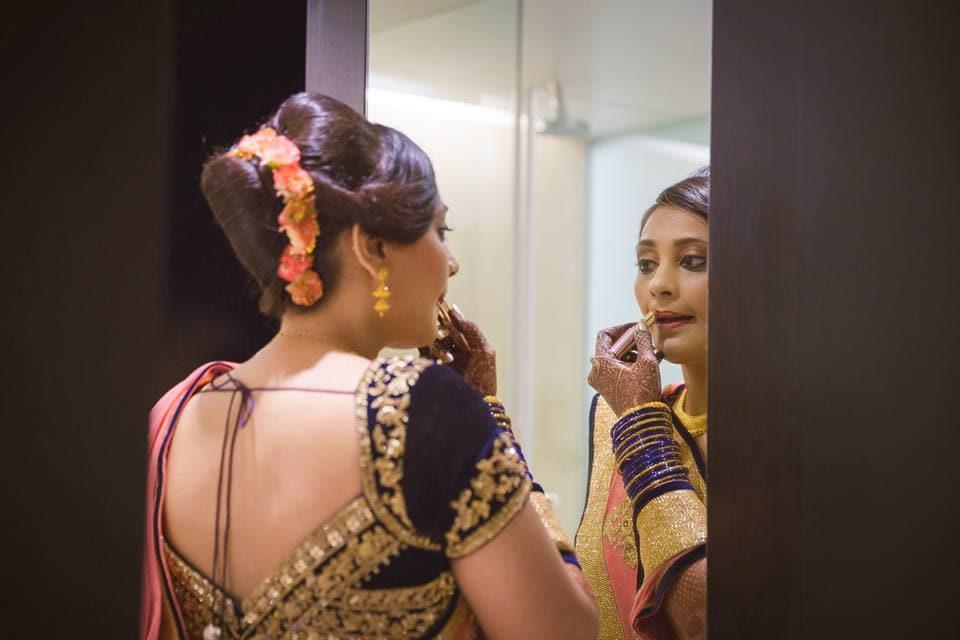 beautiful makeup:amour affairs