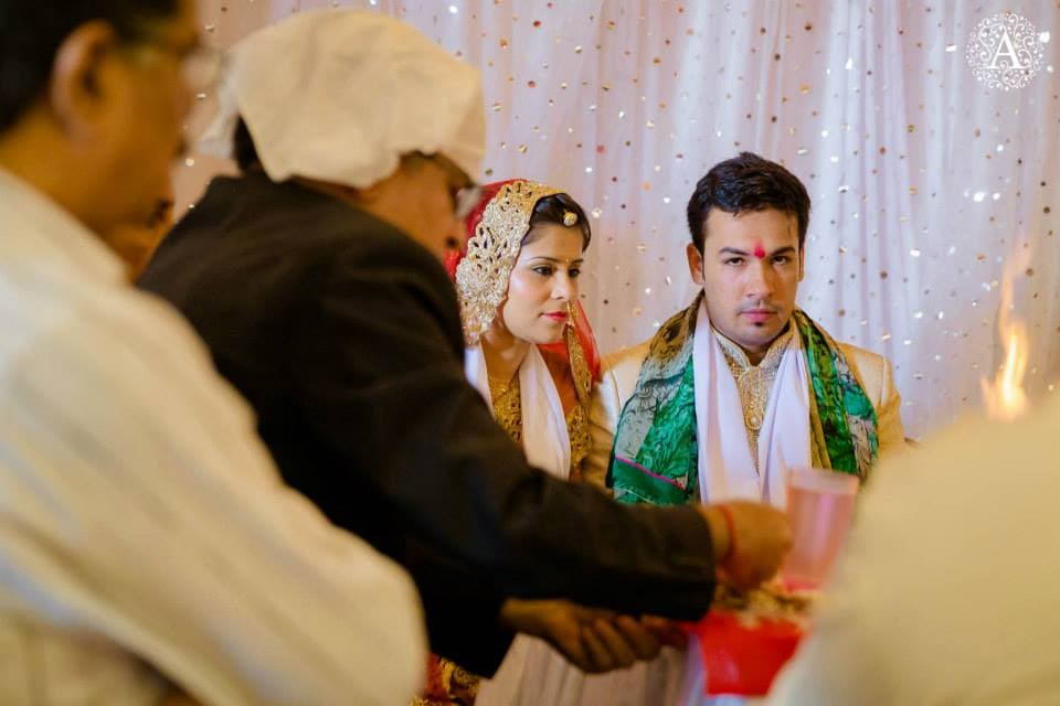 wedding rituals with bride and groom:amour affairs