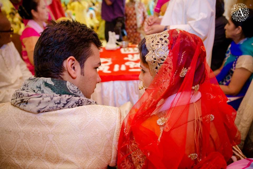 wedding couple click:amour affairs