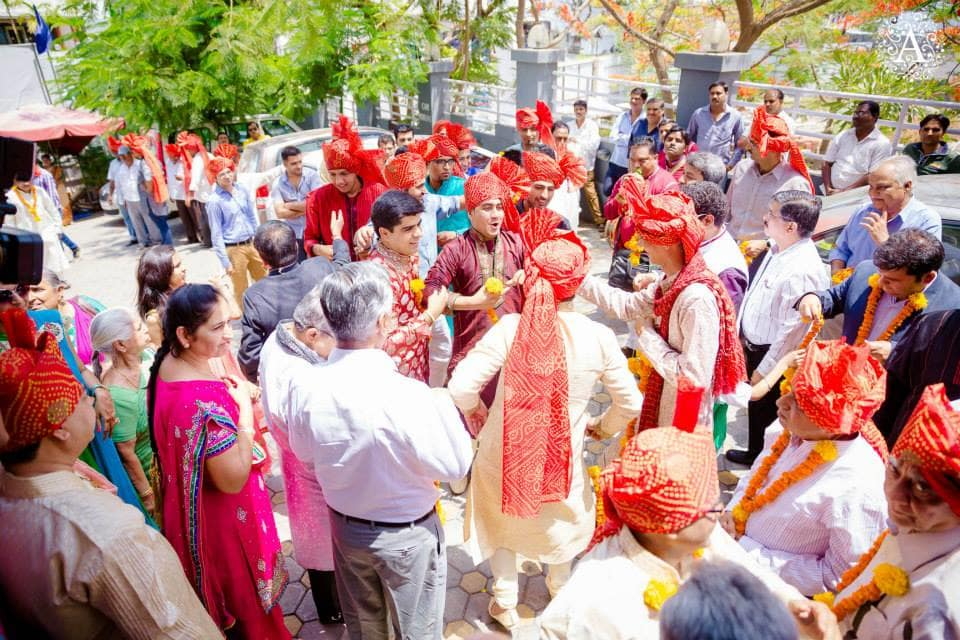 baraat ceremony:amour affairs