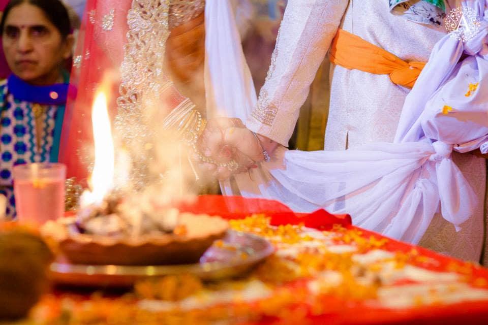 wedding ritual phere:amour affairs