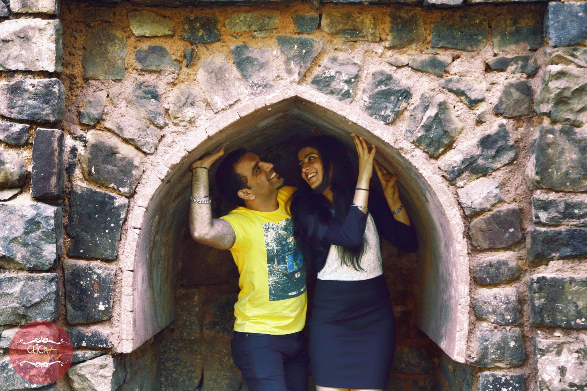 pre wedding photographs:click sutra