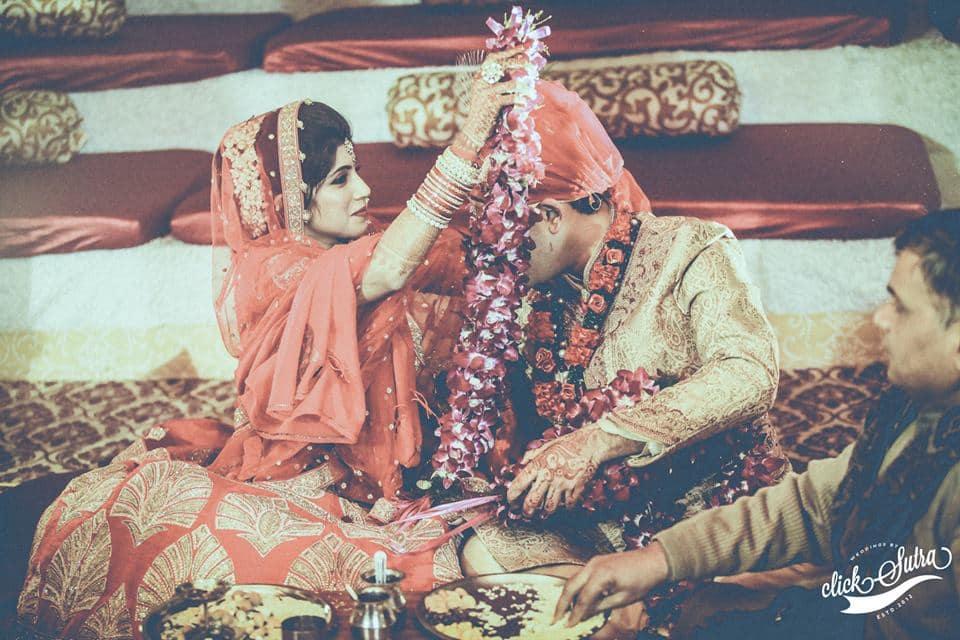 varmala ceremony:click sutra