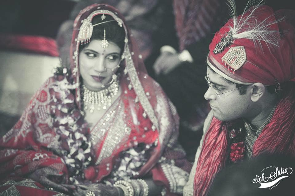 wedding couple click:click sutra