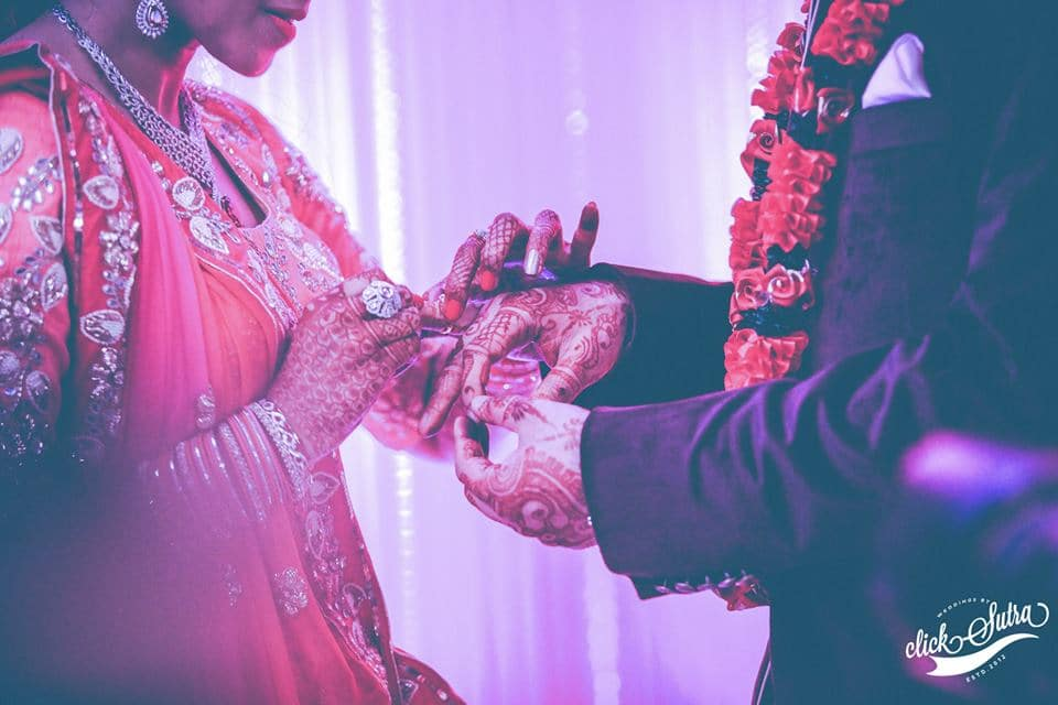 wedding ritual ring ceremony:click sutra