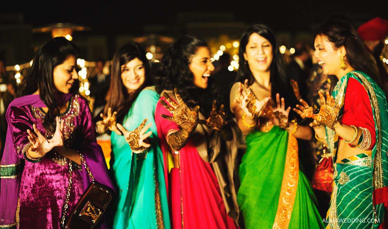 baraat dance:alma wedding photography