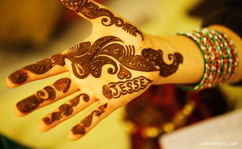 bridal mehandi:alma wedding photography