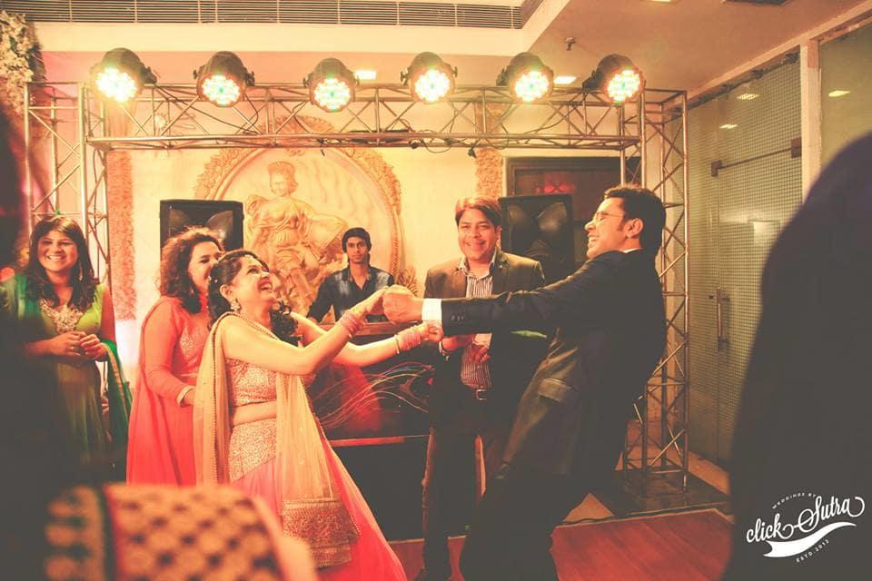sangeet dance:click sutra