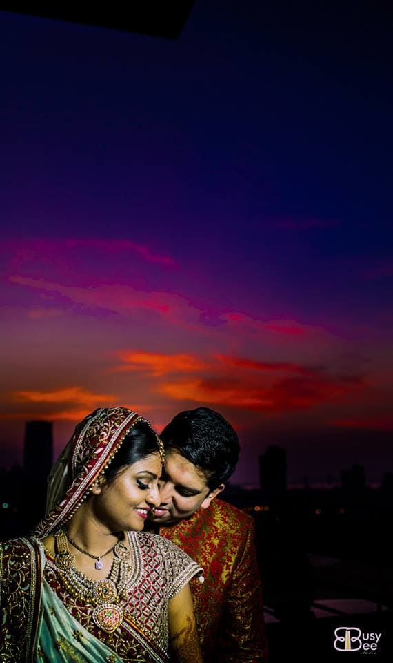 wedding clicks:busy bee studio