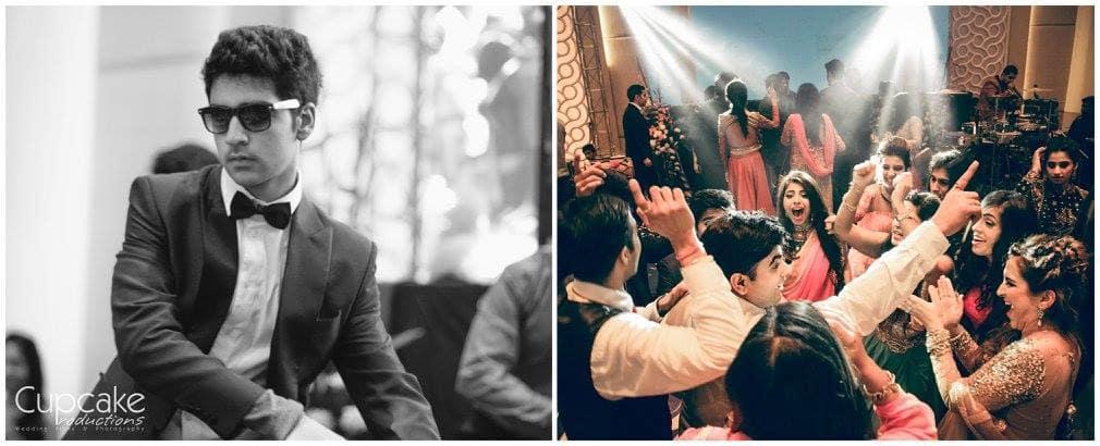 wedding dance:cupcake productions