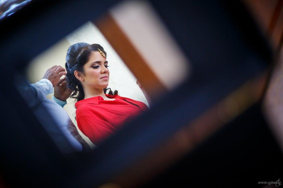 bridal makeup:namit narlawar photography