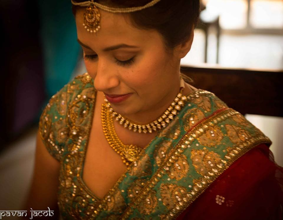 bridal jewellery:pavan jacob photography
