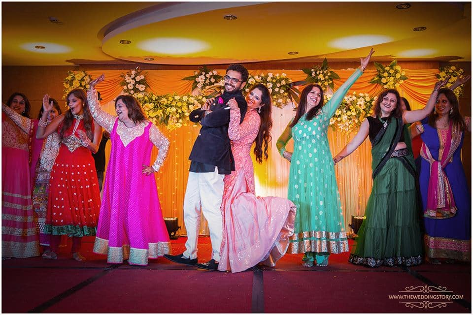 dancing like a star:the wedding story
