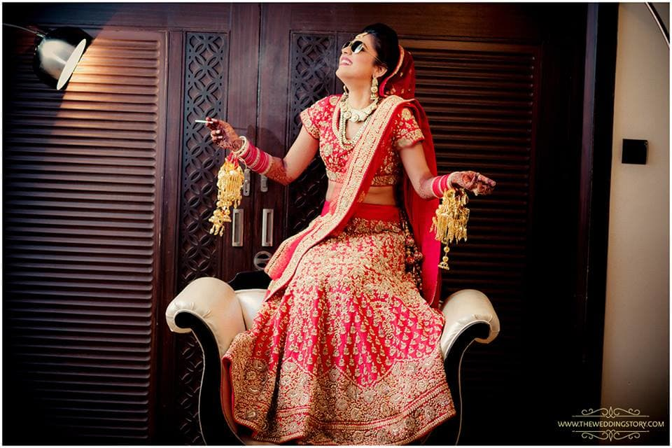 bridal candid photography:the wedding story