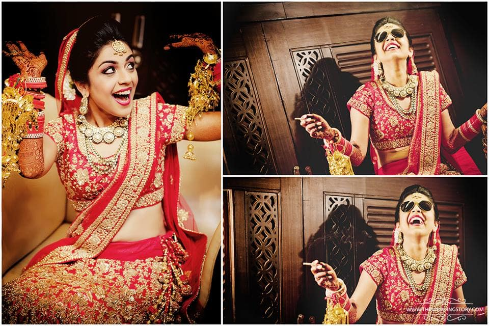 pre wedding candid clicks:the wedding story
