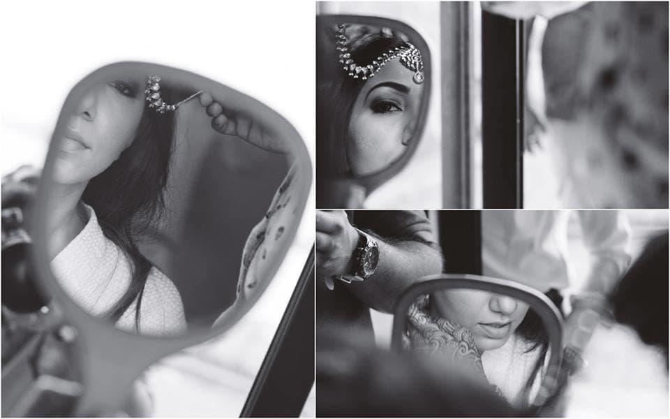 bridal makeup:f5 weddings