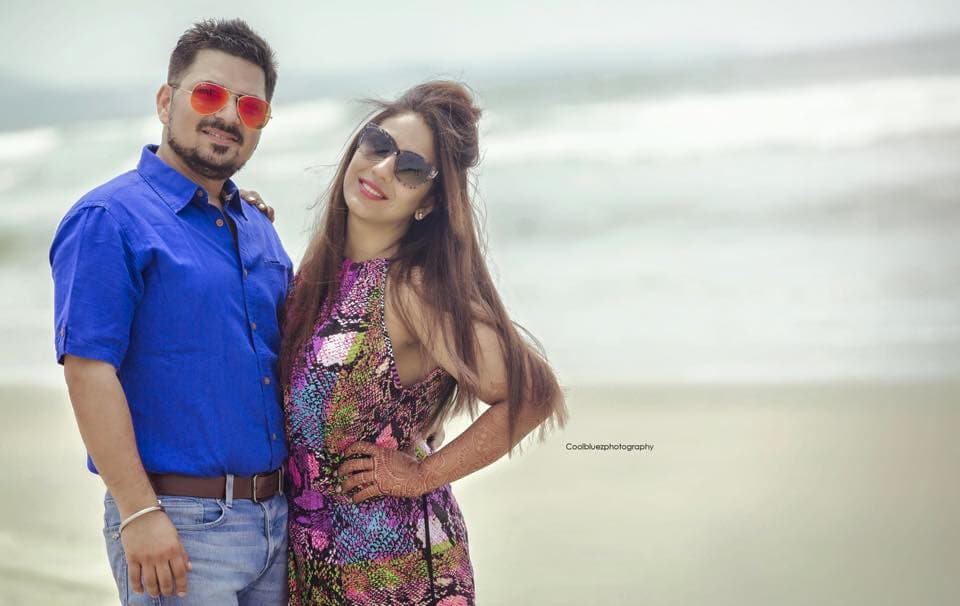 pre wedding click:coolbluez photography