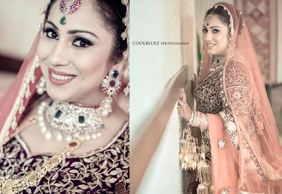beautiful bridal click:coolbluez photography