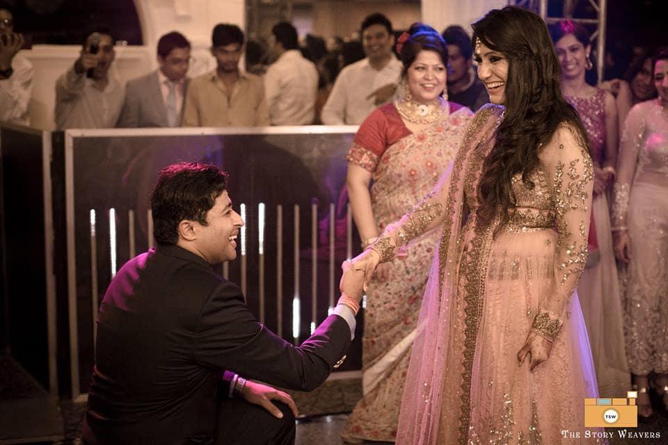 bride grooms dance:the story weavers