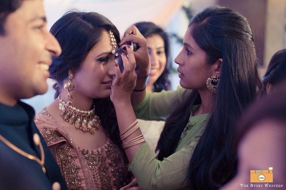 wedding ritual:the story weavers