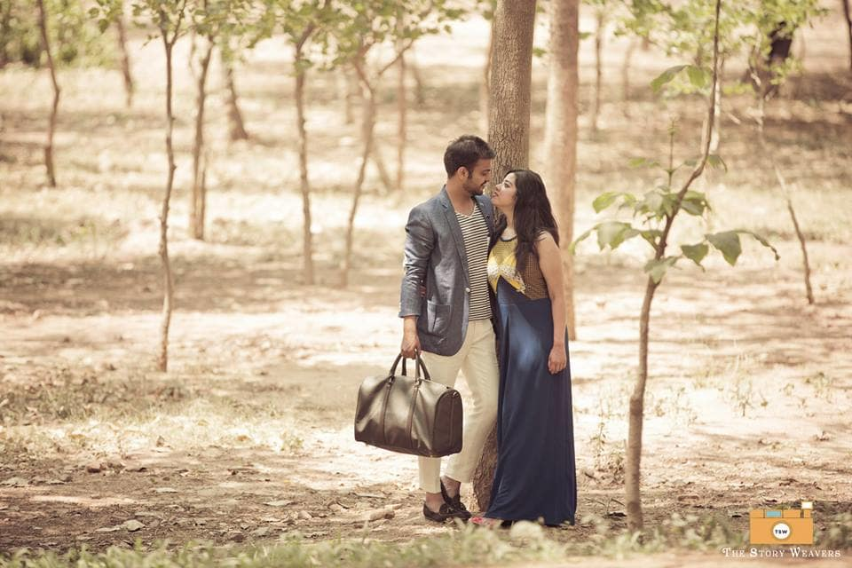 pre wedding shoot:the story weavers