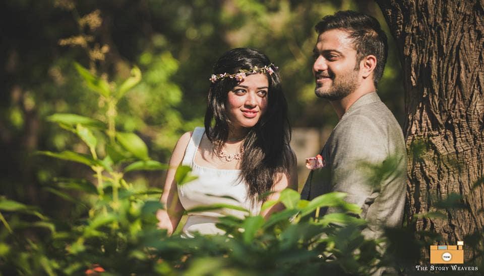 lovely pre wedding clicks:the story weavers