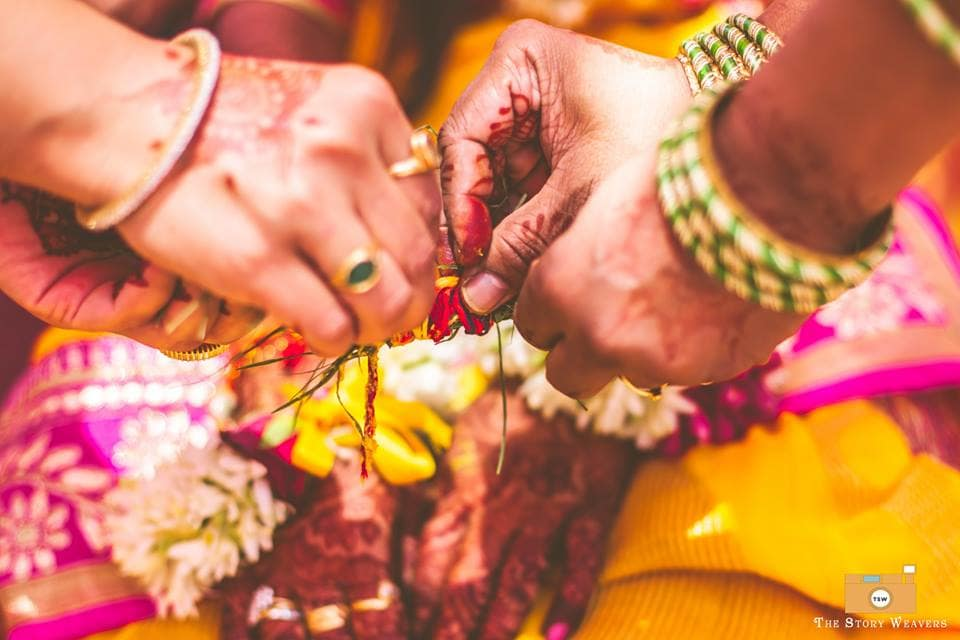 wedding rituals:the story weavers
