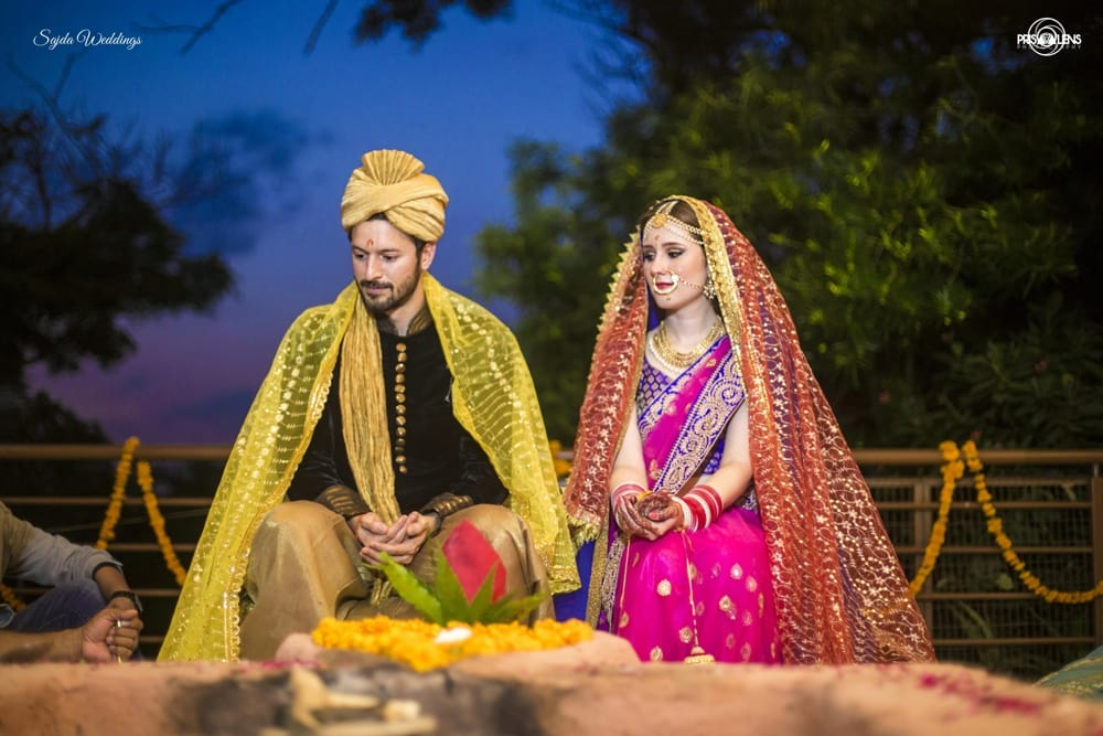 wedding couplle:sajda wedding planning and choreography services