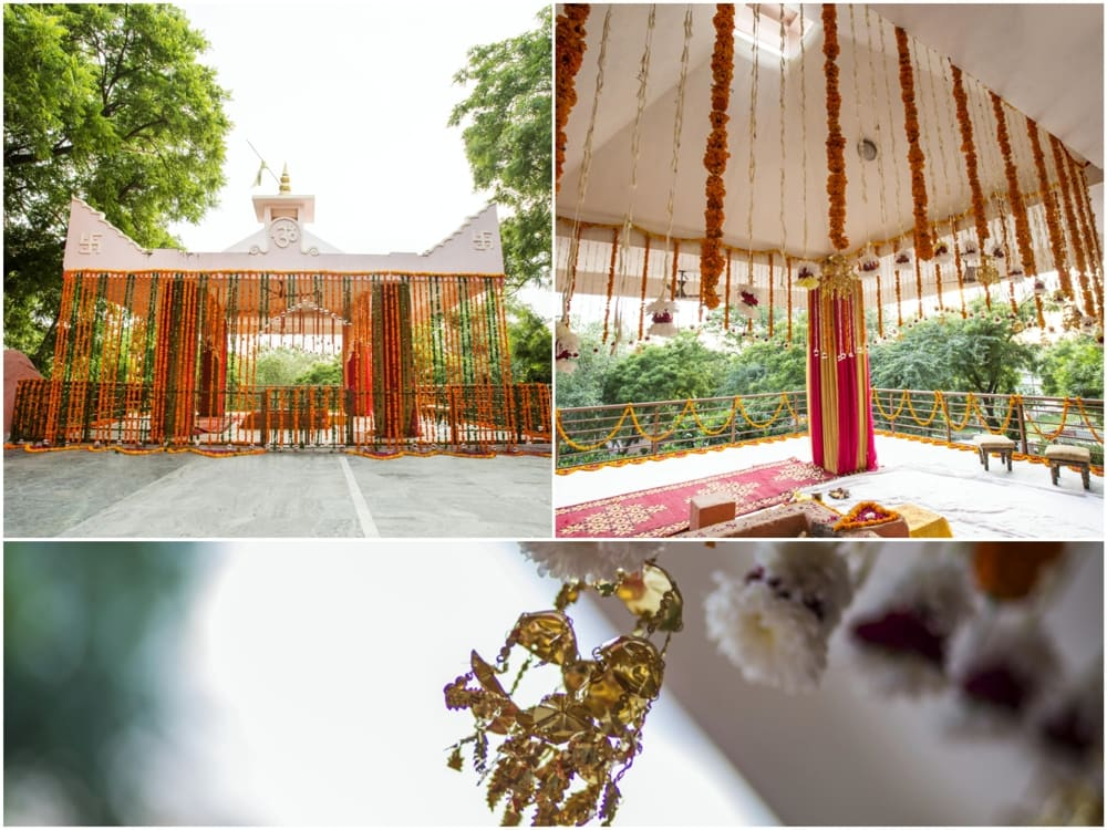 weeding venue shoot:sajda wedding planning and choreography services