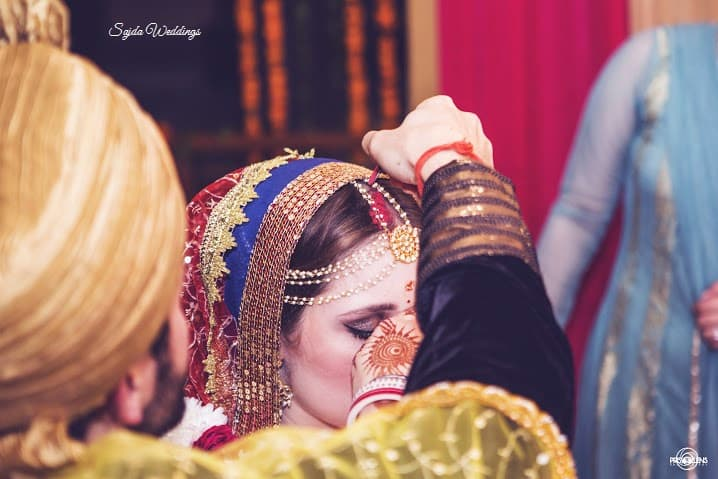 wedding rituals:sajda wedding planning and choreography services