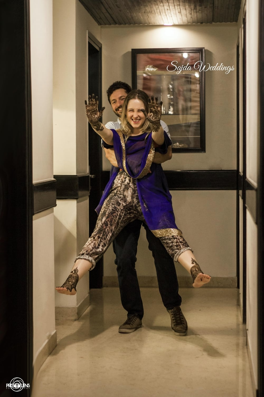 pre wedding candid clicks:sajda wedding planning and choreography services