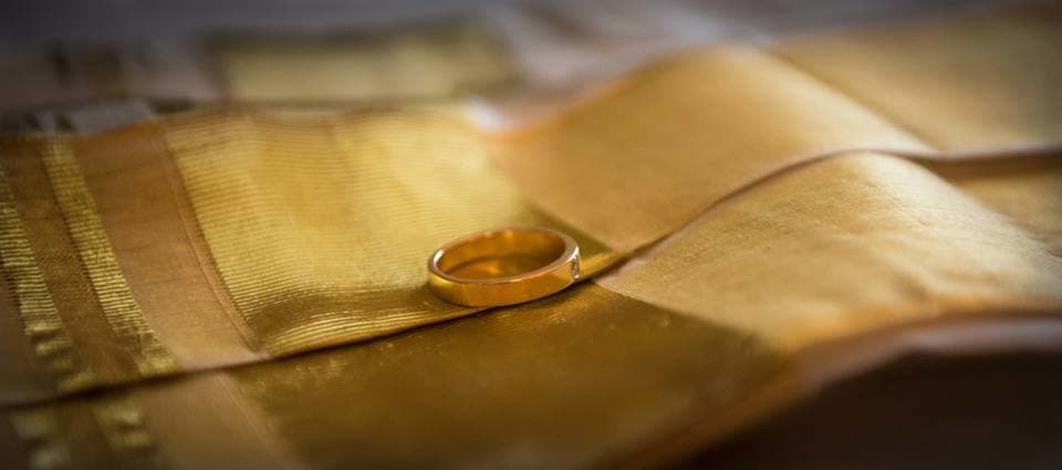 wedding ring:pavan jacob photography