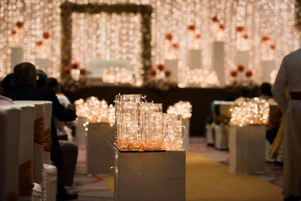 beautiful decoration:pavan jacob photography