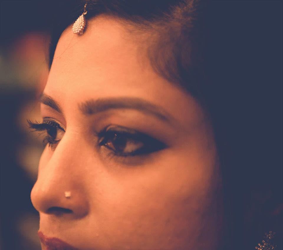beautiful make up:pavan jacob photography