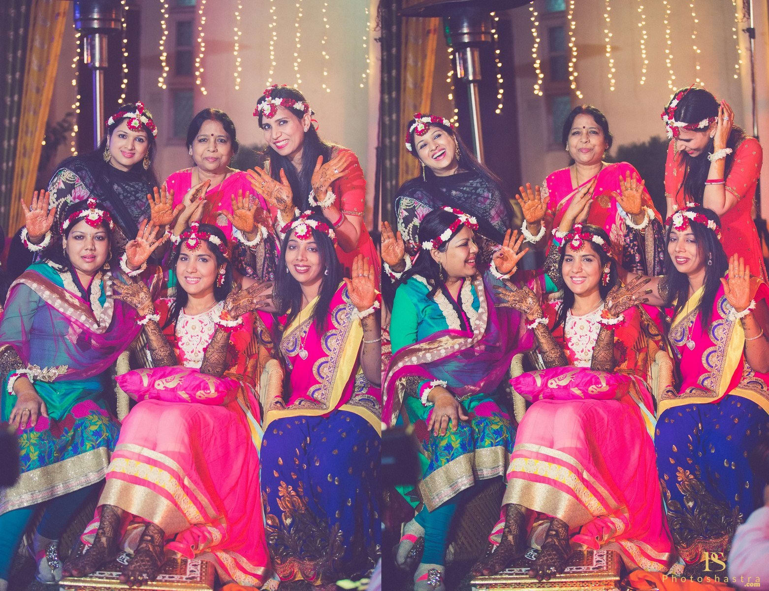 clicks with friends and relatives:photoshastra