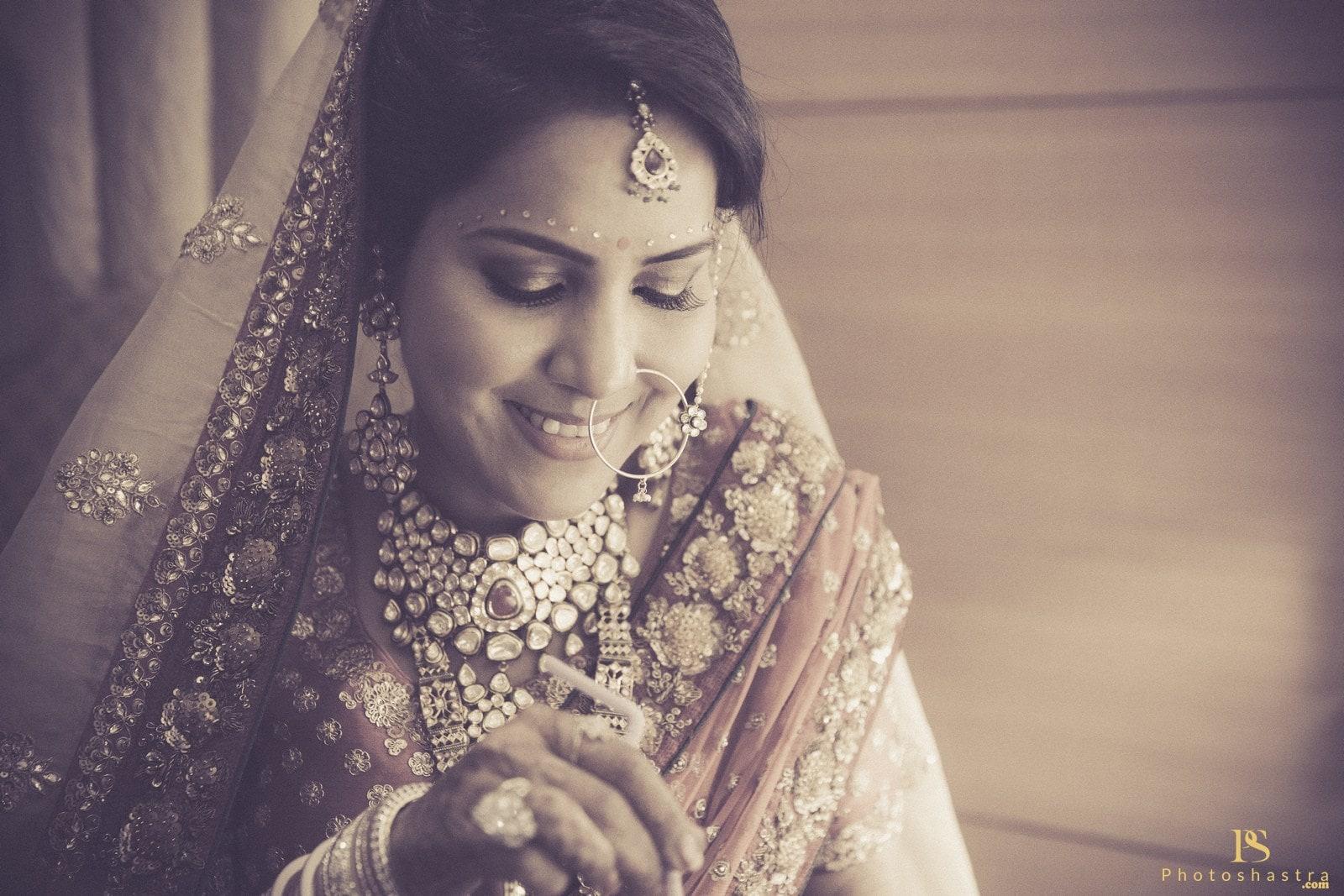 beautiful bridal jewellery:photoshastra