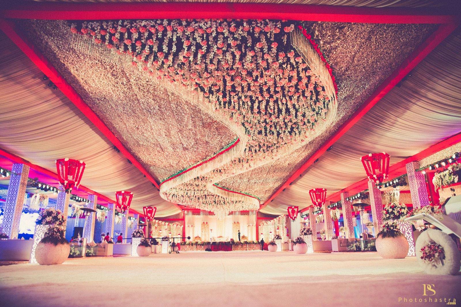 beautiful venue decoration:photoshastra