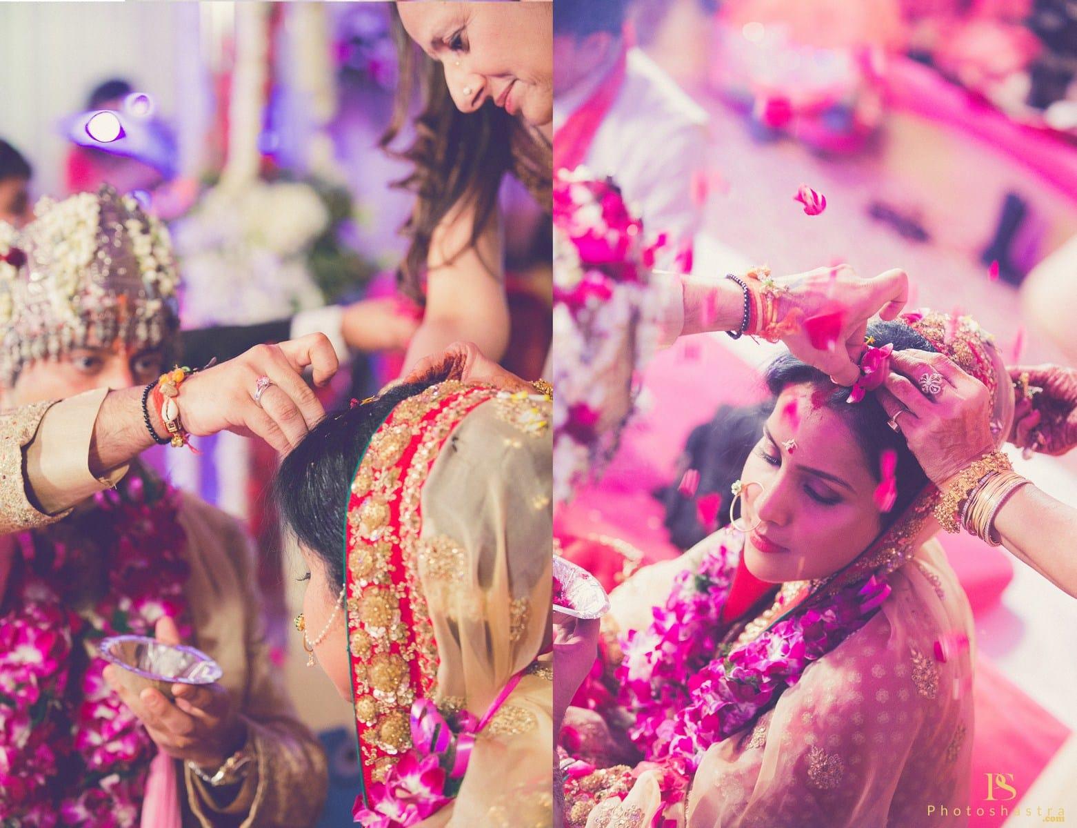 wedding rituals with bride:photoshastra