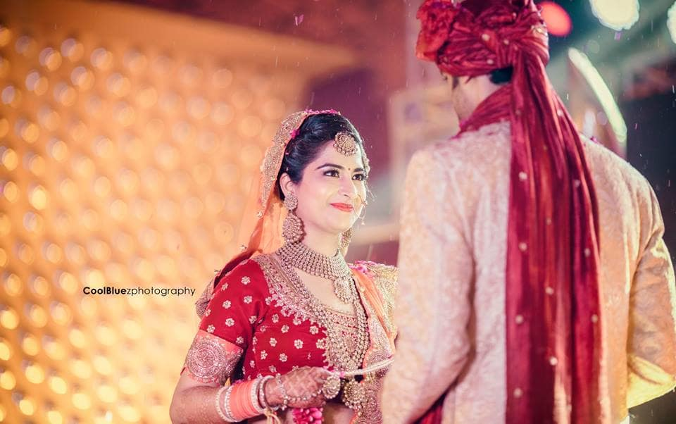 wedding ritual varmala ceremony:coolbluez photography