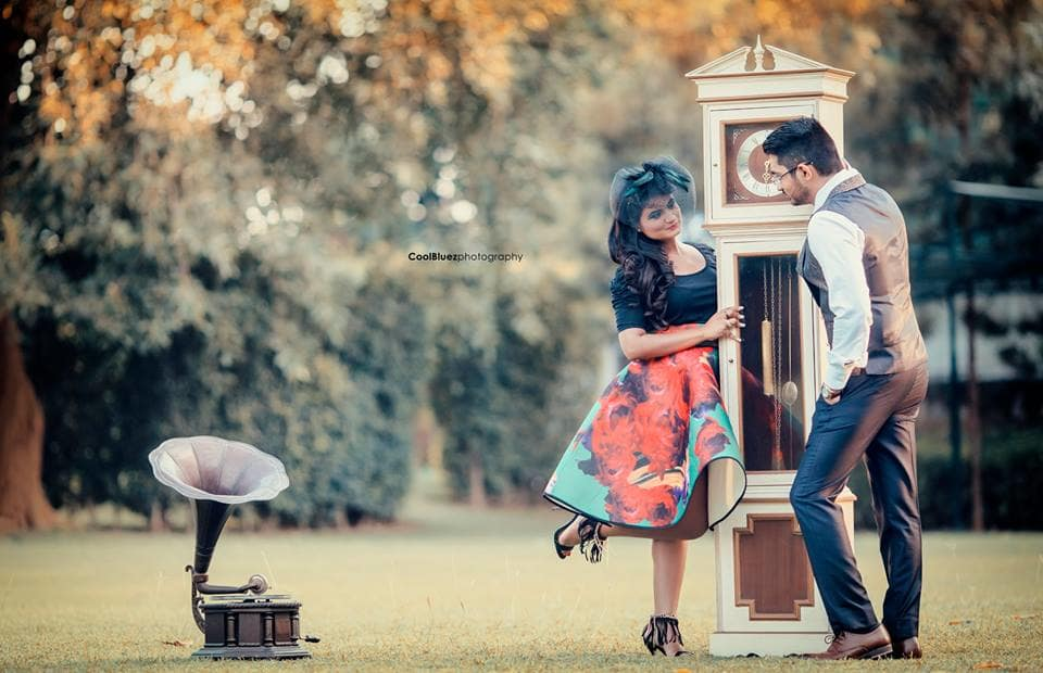 pre wedding shoot:coolbluez photography