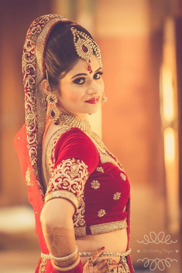 bridal click:our wedding chapter