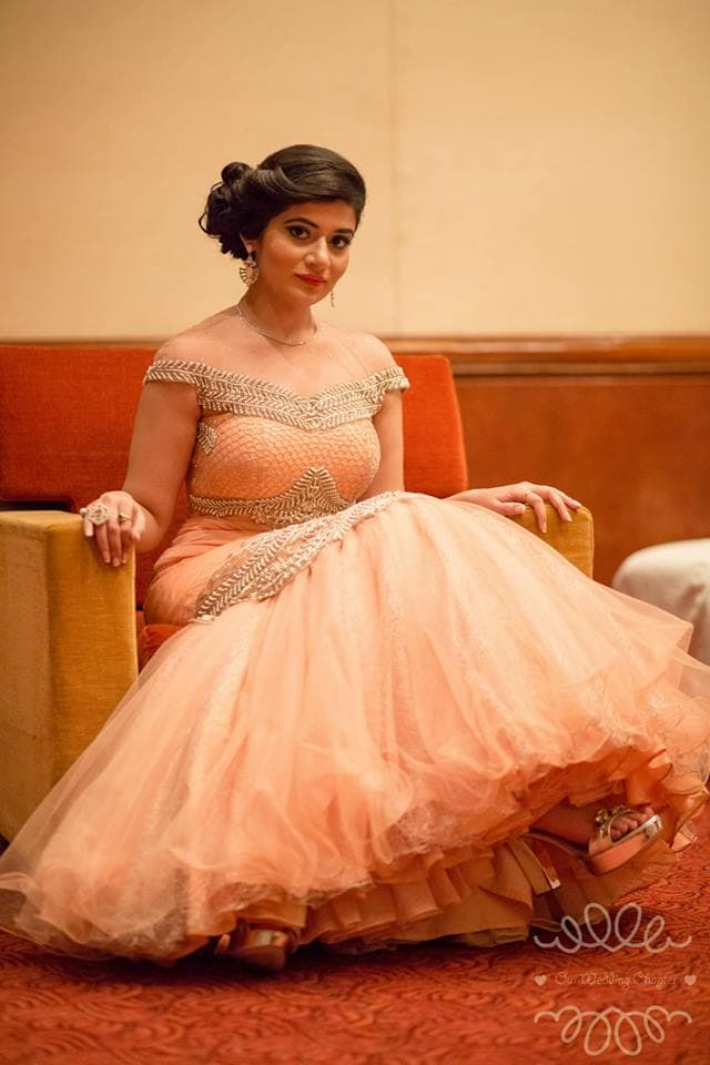 beautiful bridal click:our wedding chapter