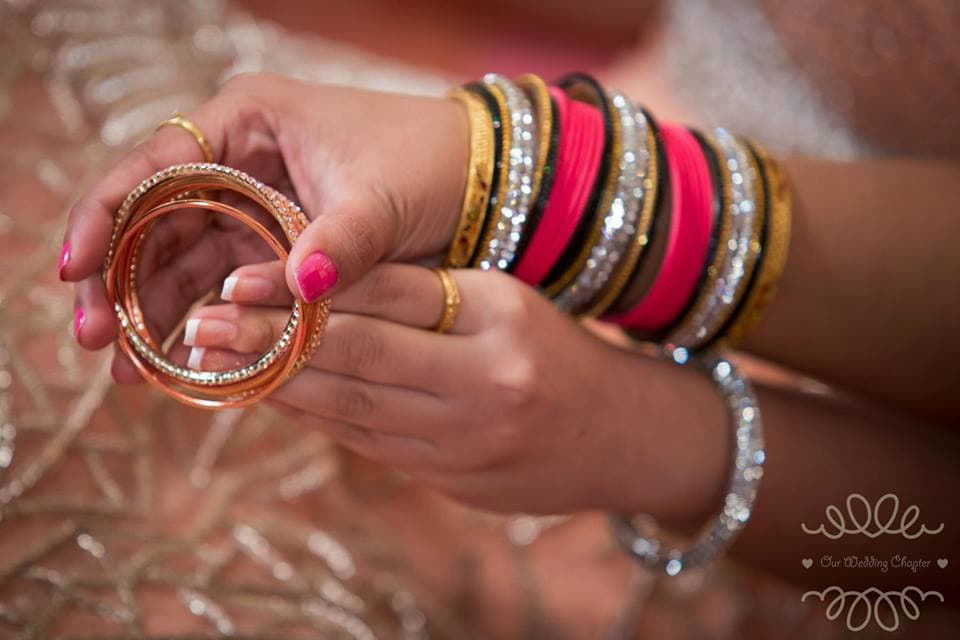 beautiful bangles:our wedding chapter