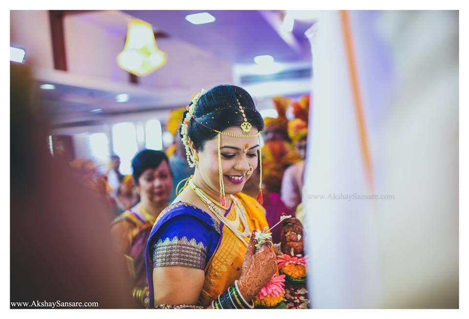marathi bridal photography: