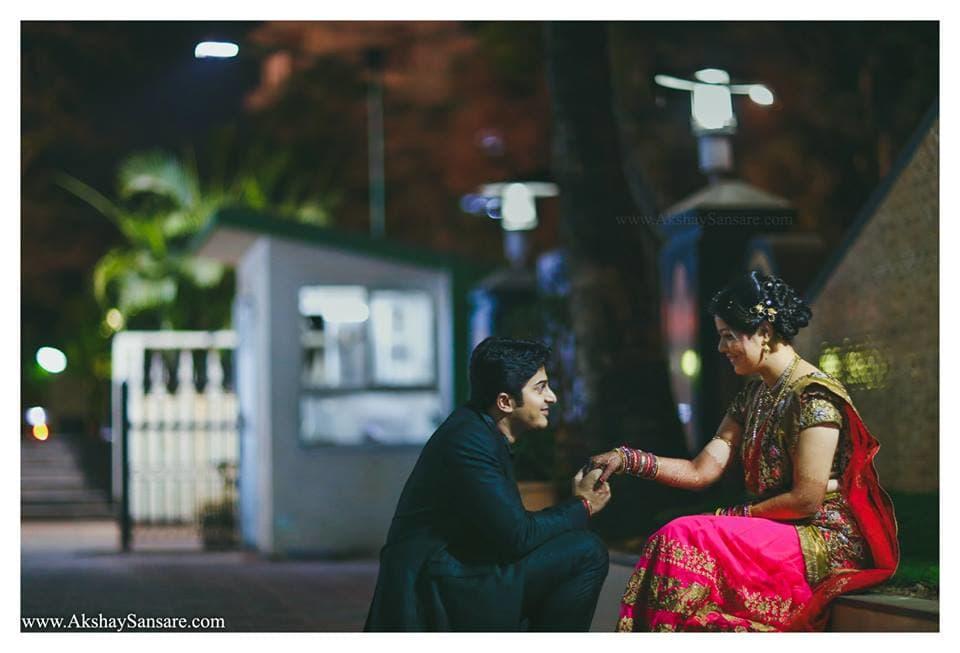 romantic candid click: