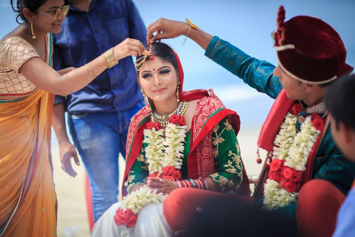 wedding rituals:namit narlawar photography