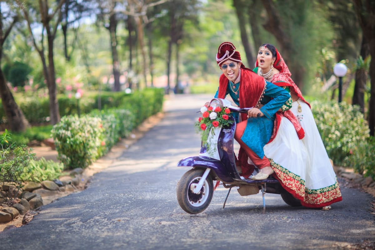 wedding masti clicks:namit narlawar photography
