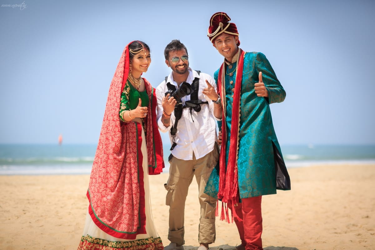 beautiful click at beach:namit narlawar photography